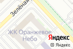 Схема проезда до компании Мир АвтоЧехлов в Кстово