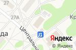 Схема проезда до компании Продуктовый магазин в Красной Слободе