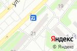Схема проезда до компании Faberlic в Кстово