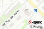 Схема проезда до компании Аверс в Кстово