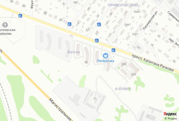 жилой комплекс Ватсон
