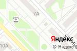 Схема проезда до компании Лоповок в Кстово