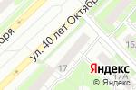 Схема проезда до компании Машутка в Кстово