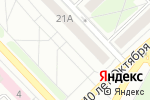 Схема проезда до компании Капитошка в Кстово