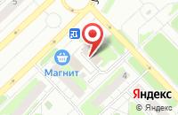 Схема проезда до компании Медиа Плюс в Кстово