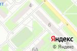 Схема проезда до компании Чародейка в Кстово