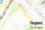 Схема проезда до компании Киоск по продаже мясной продукции в Кстово