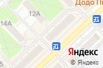 Схема проезда до компании Ростелеком в Кстово