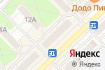 Схема проезда до компании Теле2-Нижний Новгород в Кстово