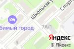 Схема проезда до компании Галатея в Кстово