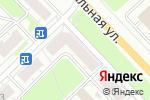 Схема проезда до компании Творческая мастерская в Кстово