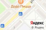 Схема проезда до компании Банкомат в Кстово