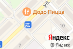 Схема проезда до компании Электрон в Кстово
