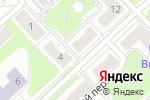 Схема проезда до компании ПЭК в Кстово