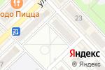 Схема проезда до компании ХозТоварищ в Кстово