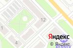 Схема проезда до компании ПромСнаб в Кстово