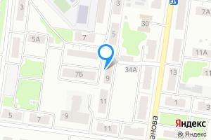 Снять комнату в однокомнатной квартире в Кстово Комсомольская улица, 9