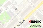 Схема проезда до компании Магазин №17 в Кстово