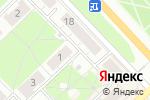 Схема проезда до компании Магазин цветов в Кстово