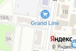 Схема проезда до компании Магазин стекла в Кстово