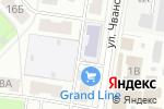 Схема проезда до компании Детский сад №16 в Кстово