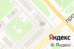 Схема проезда до компании Татьяна в Кстово