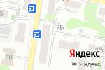 Схема проезда до компании Сфера в Кстово