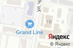 Схема проезда до компании Магазин спецодежды в Кстово