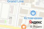 Схема проезда до компании Мир Крепежа в Кстово