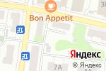 Схема проезда до компании Домострой в Кстово