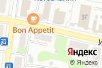 Схема проезда до компании Нина в Кстово