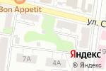Схема проезда до компании Сантехлюкс в Кстово