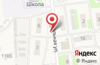Схема проезда до компании Свежий в Редькино