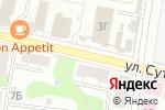 Схема проезда до компании Магазин строительных материалов в Кстово