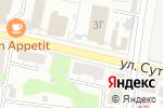 Схема проезда до компании Магазин строительных материалов на ул. Чванова в Кстово