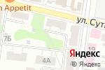 Схема проезда до компании Грундфос в Кстово