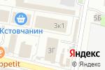 Схема проезда до компании Платежный терминал в Кстово