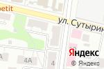 Схема проезда до компании Рассвет-НН в Кстово