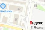 Схема проезда до компании Магазин стройматериалов в Кстово