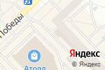 Схема проезда до компании С иголочки в Кстово