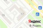 Схема проезда до компании Региональная юридическая компания в Кстово