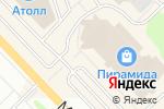 Схема проезда до компании Росгосстрах-Жизнь в Кстово