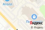 Схема проезда до компании Borsalita в Кстово