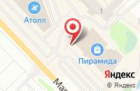 Схема проезда до компании НАСЯНЯ в Кстово