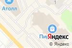 Схема проезда до компании Банкомат, Газпромбанк в Кстово