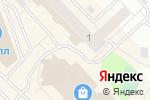 Схема проезда до компании Поволжье-спорт в Кстово