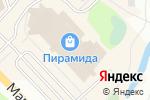 Схема проезда до компании PUPER.RU в Кстово