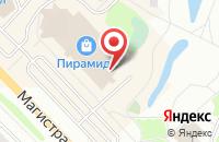 Схема проезда до компании СЕНАТ в Кстово