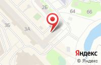 Схема проезда до компании Центр Аварийного Реагирования года Кстово в Кстово