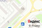 Схема проезда до компании Райцентр в Кстово